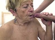 Abuela de 70 años le paga a un jovenzuelo para que le de placer