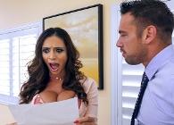 Se equivoca en los informes del trabajo y compensa a su jefe