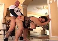 Menudo vício tiene esta gorda a la que le encanta el sexo intenso